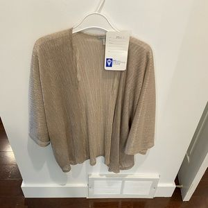 size large cardigan By Charlotte Russe